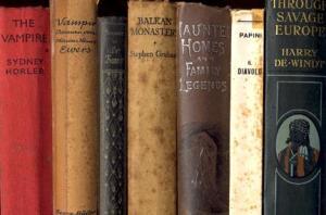 Evolution of Vampires in Literature?